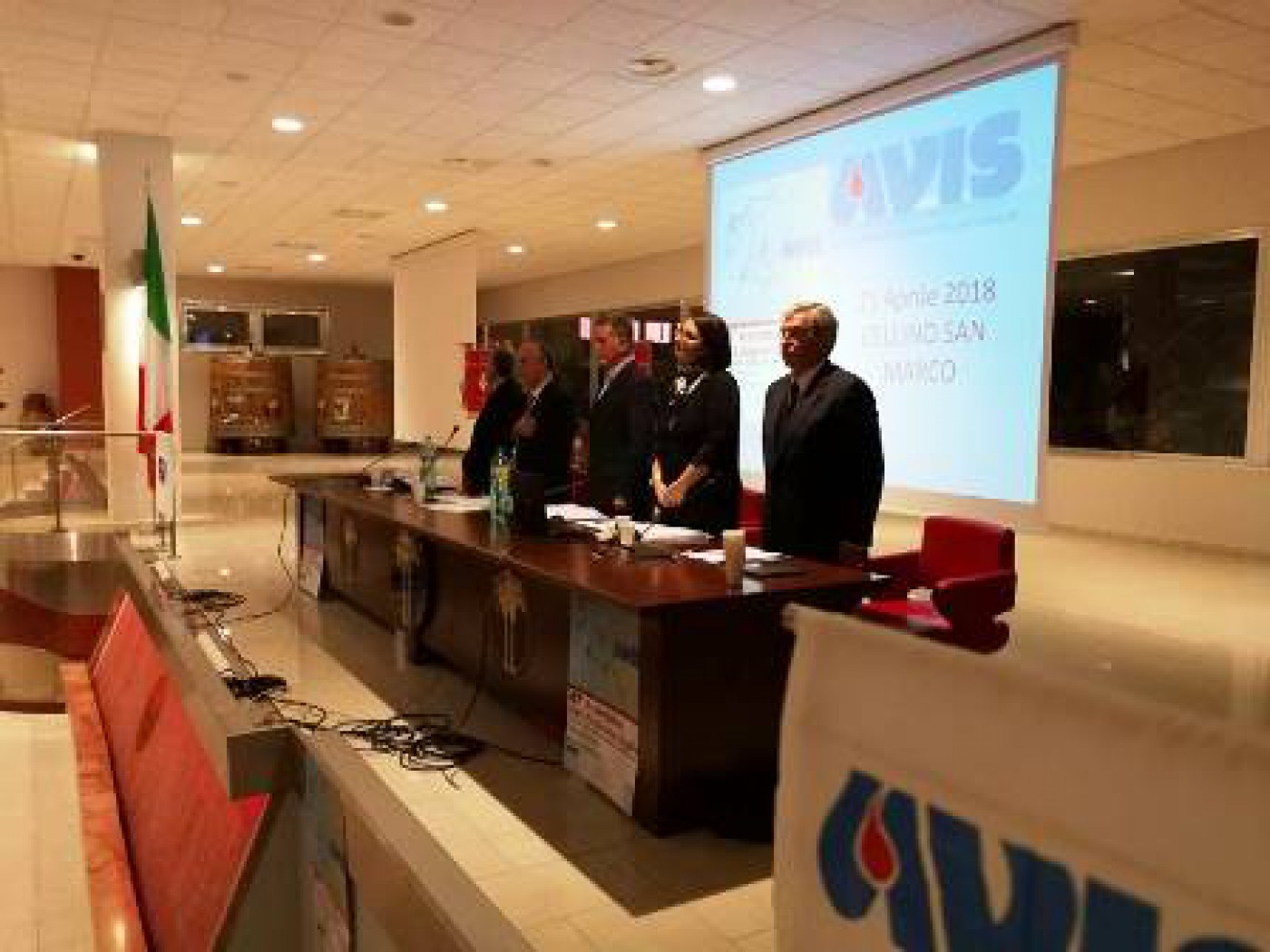 ASSEMBLEA REGIONALE AVIS PUGLIA - CELLINO 2018