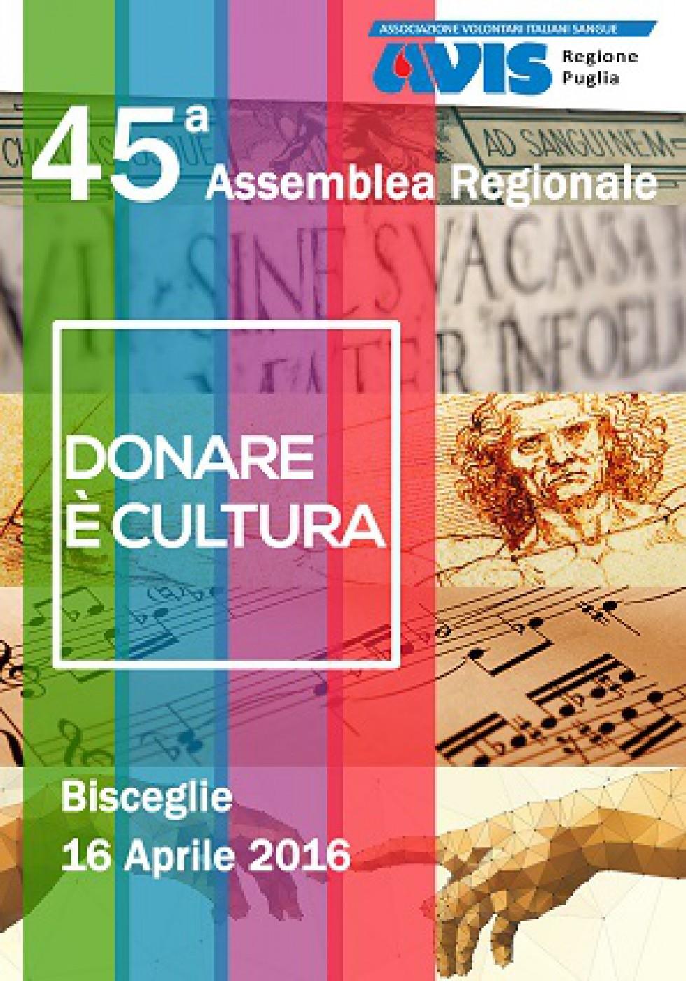 45a Assemblea Regionale Avis Puglia