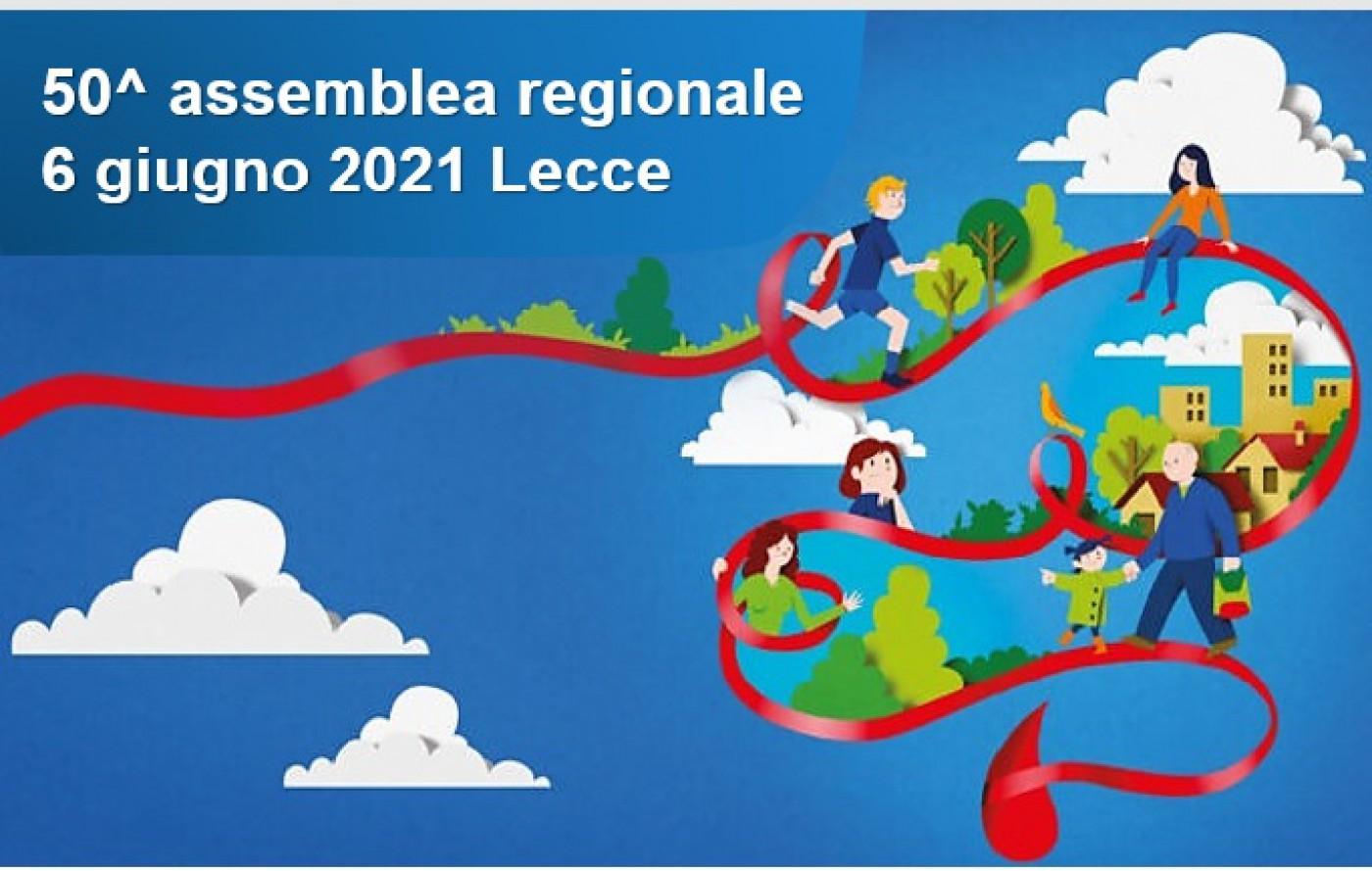 50^ ASSEMBLEA AVIS REGIONALE PUGLIA - RINNOVI