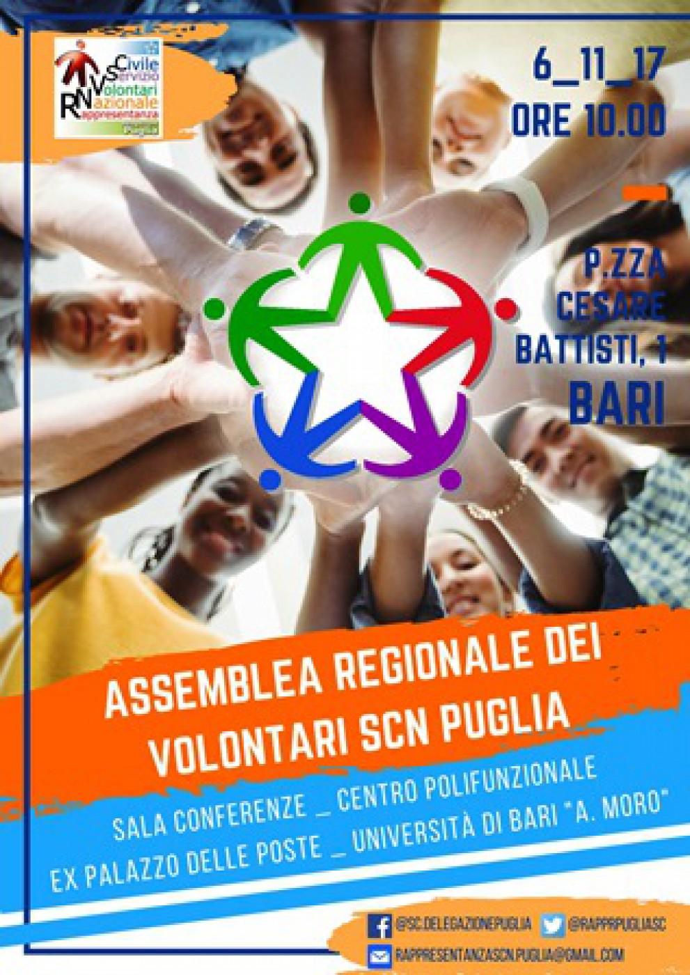 Assemblea Regionale Giovani SCN PUGLIA