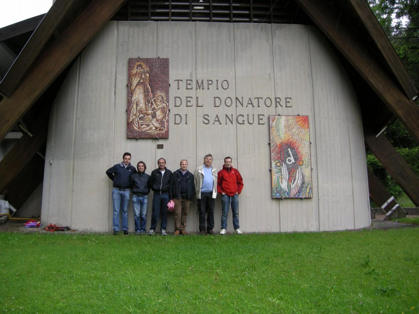 Per Natale aiutiamo il Tempio del Donatore