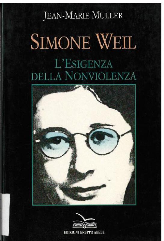 Simone Weil. L