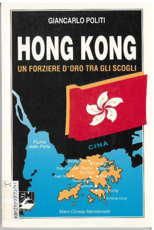 Hong Kong. Un forziere d