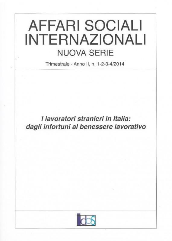 I lavoratori stranieri in Italia: dagli infortuni al benessere lavorativo