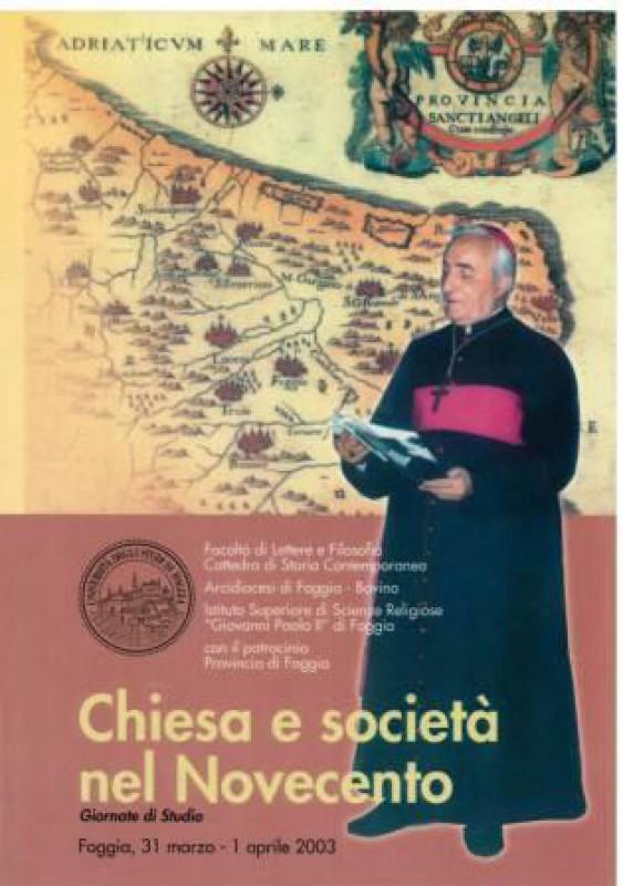 Chiesa e società del Novecento