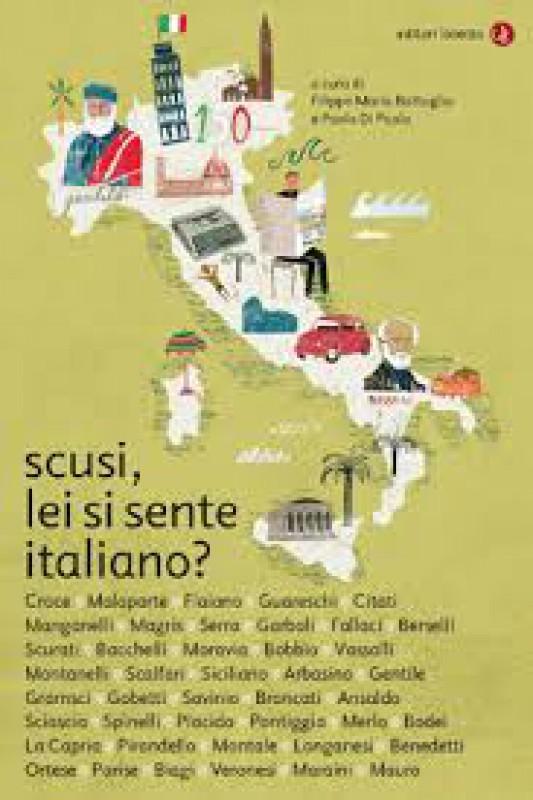 Scusi, lei si sente italiano?