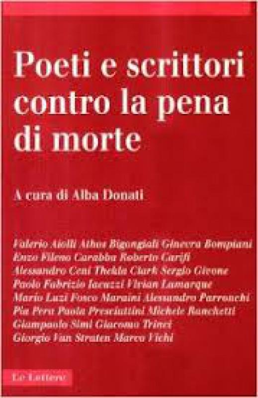 Poeti e scrittori contro la pena di morte