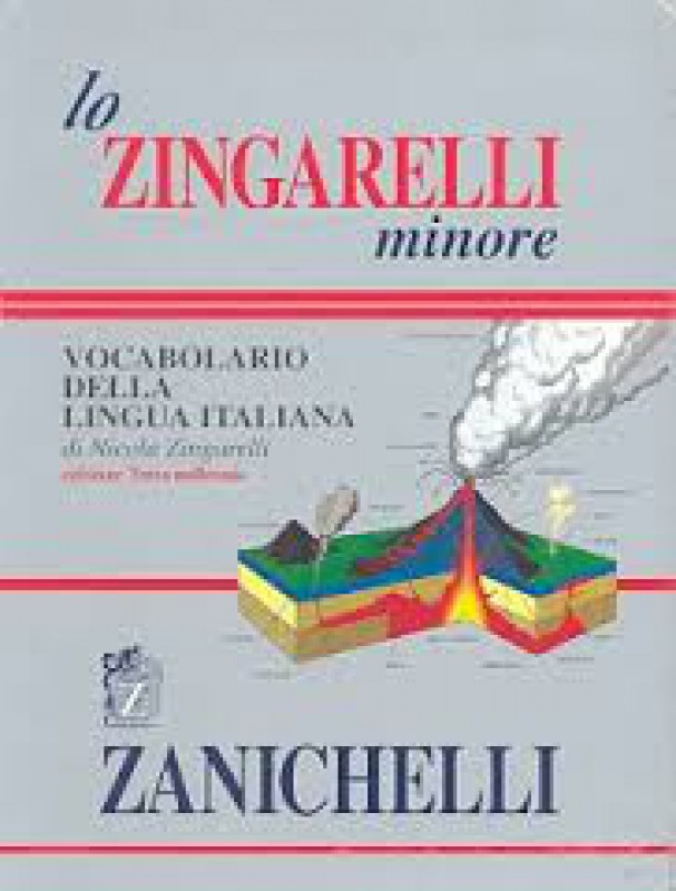 Lo Zingarelli minore. Vocabolario della lingua italiana