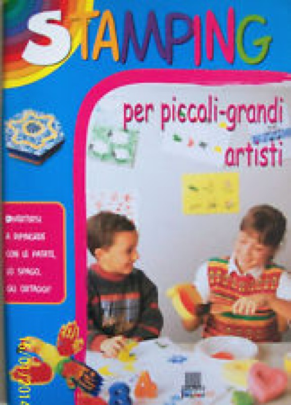 Stamping per piccoli-grandi artisti