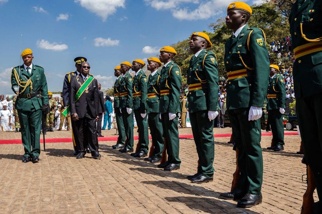 Mugabe non può rappresentare la buona volontà dell'Oms