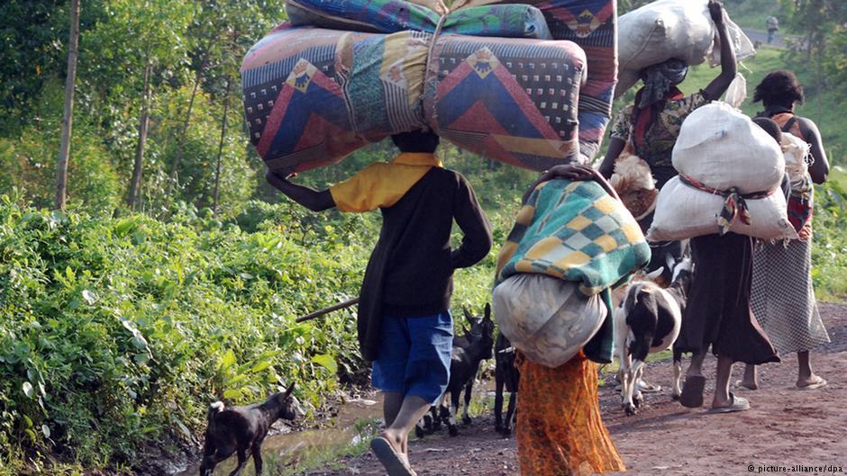 Peggiora la condizione degli sfollati nella R. D. del Congo