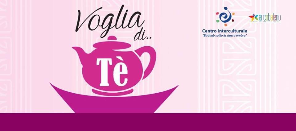 Voglia di tè. Salotto interculturale femminile il 18 aprile