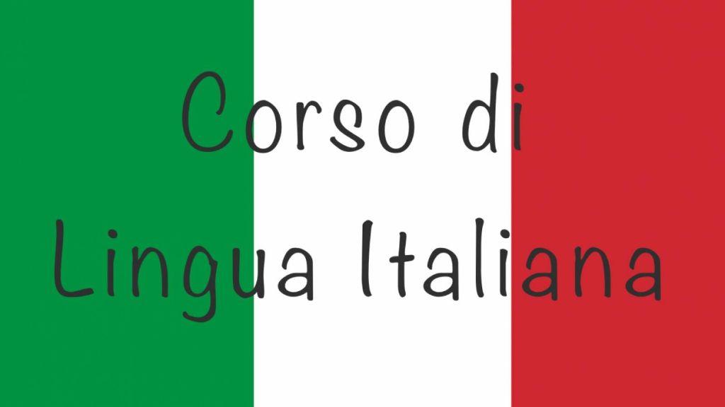 CORSO DI LINGUA ITALIANA PER STRANIERI - ISCRIZIONI IN SCADENZA!