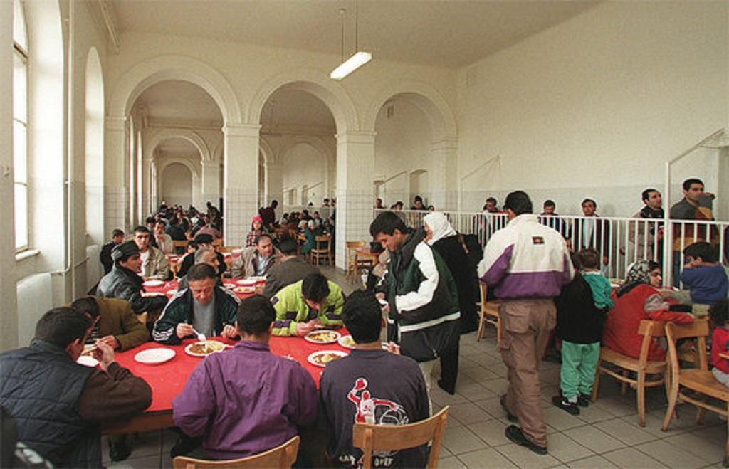 Il Cas dalle porte aperte: la cooperativa Caracol di Marghera (Ve)