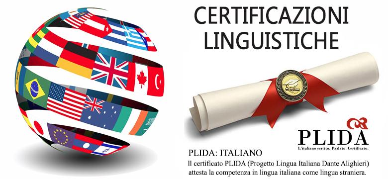 Certificazione linguistica per cittadinanza italiana