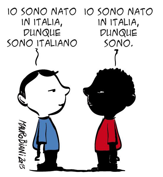 IUS SOLI: Spazio 12 intervista il Presidente Domenico la Marca