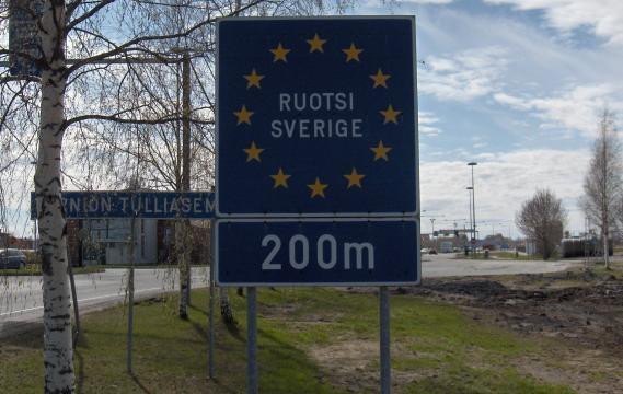 Svezia e Danimarca reintroducono i controlli alle frontiere